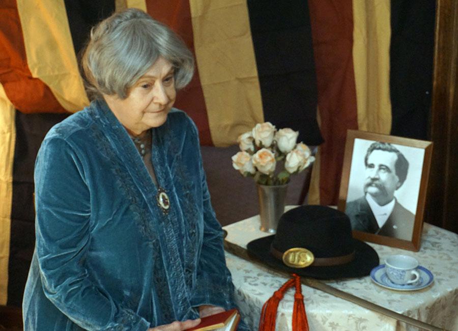 Mrs. Mary S. Logan